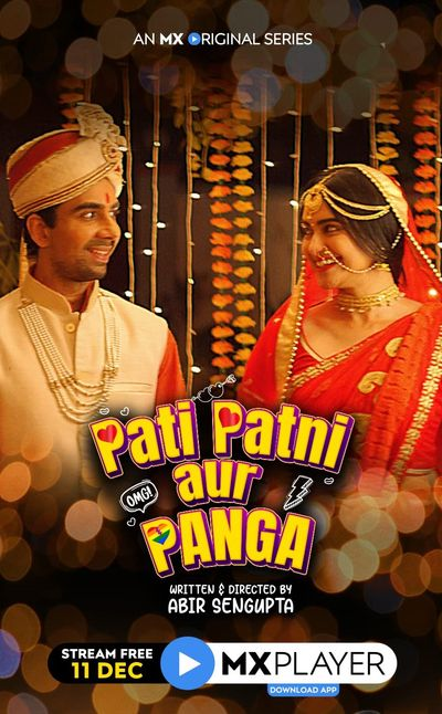Pati Patni Aur Panga (Season 1) Complete Hindi WEB-DL 720p & 480p HEVC HD [ALL Episodes] | MX Series