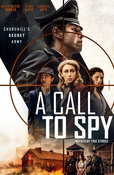 A Call to Spy (2020) WEB-DL Dual Audio [Hindi (ORG DD5.1) & English] 1080p 720p 480p x264 HD | Full Movie
