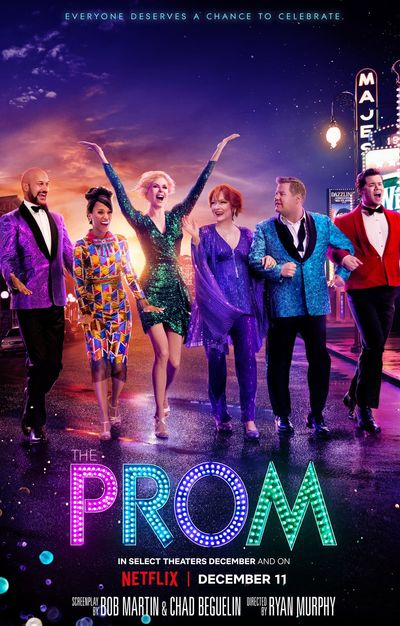 The Prom (2020) WEB-DL Dual Audio [Hindi DD5.1 & English] 1080p 720p 480p x264 HD | Full Movie [NetFlix Film]