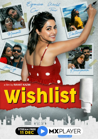 Wishlist 2020 WEB-DL 300Mb Hindi 480p Watch Online Full Movie Download bolly4u