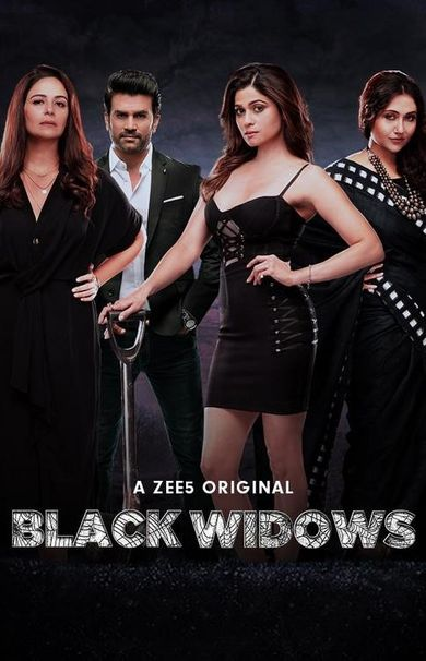 Black Widows (Season 1) Complete Hindi 720p & 480p & 1080p Zee5