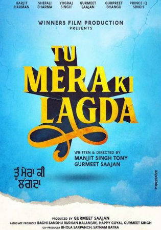 Tu Mera Ki Lagda 2019 WEB-DL 900Mb Punjabi 720p Watch Online Full Movie Download bolly4u