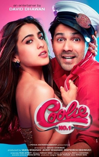 Coolie No. 1 (2020) Hindi WEB-DL 1080p 720p 480p DD5.1 [x264/HEVC] ESubs HD | Full Movie