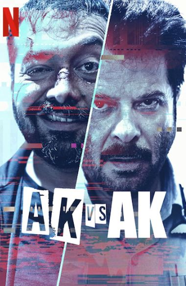 AK vs AK (2020) Hindi WEB-DL 1080p 720p 480p DD5.1 x264 HD | Full Movie [NetFlix Film]