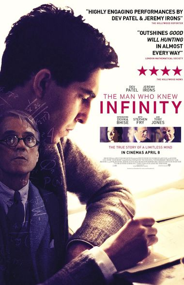 The Man Who Knew Infinity (2015) BluRay Dual Audio [Hindi (HQ Dubbed) & English] 1080p 720p 480p [with ADS!] | Full Movie