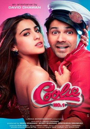 Coolie No 1 2020 WEB-DL 950Mb Hindi Movie Download 720p