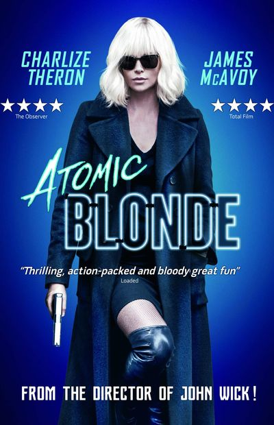 [18+] Atomic Blonde (2017) BluRay Dual Audio [Hindi (HQ Dubbed) & English] 1080p 720p 480p [with ADS!] | Full Movie