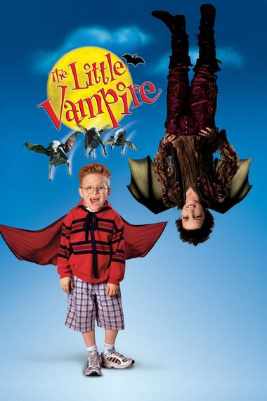 The Little Vampire (2000) WEB-DL Dual Audio [Hindi (ORG 2.0) & English] 720p & 480p x264 HD | Full Movie