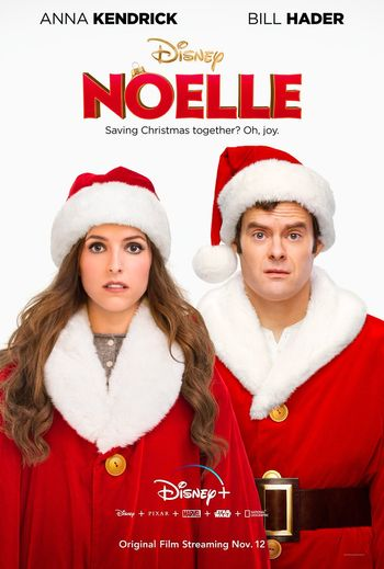 Noelle (2019) BluRay Dual Audio [Hindi (HQ Dubbed) & English] 720p [with ADS!] HD | Full Movie