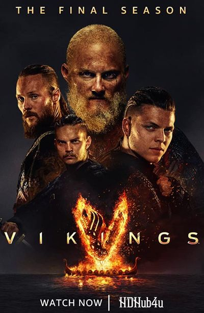 Vikings (Season 6: Part-2) WEB-DL Dual Audio [Hindi DD5.1 & English] 720p & 480p [x264/HEVC/ESubs] | ALL Episodes