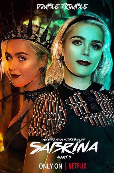 Chilling Adventures of Sabrina (Season 4) WEB-DL Dual Audio [Hindi DD5.1 & English] 720p 10Bit HEVC | ALL Episodes