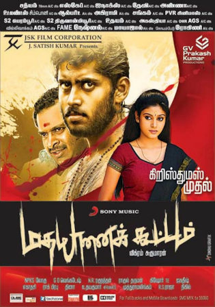 Madha Yaanai Koottam 2013 HDRip 1GB UNCUT Hindi Dual Audio 720p