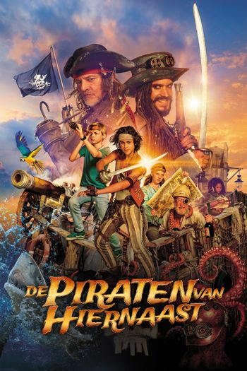 Pirates Down the Street (2020) Hindi WEB-DL 720p Dual Audio [Hindi (Dubbed) + English] HD | Full Movie