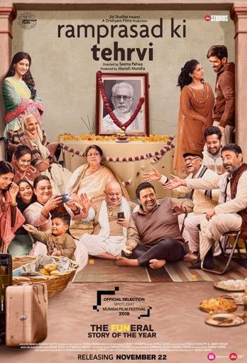 Ramprasad Ki Tehrvi (2021) WEB-DL [Hindi DD5.1] 1080p 720p 480p x264 HD | Full Movie [NetFlix]