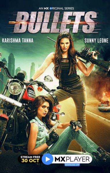 [18+] Bullets (Season 1) Complete Hindi WEB-DL 1080p 720p & 480p x264/HEVC HD [ALL Episodes] | MX Series