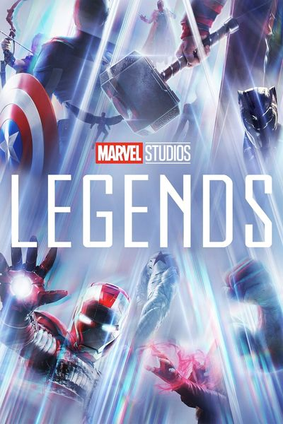 Marvel Studios: Legends (Season 1) WEB-DL [English DD5.1] 720p x264 ESubs HD | [Episode's 1 & 2 Added]