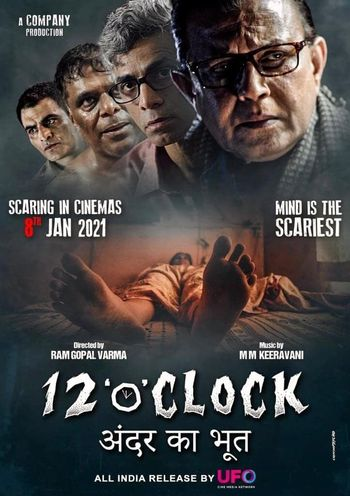 12 O' Clock (2021) Hindi PRE-DVD 720p & 480p x264 [HD-CamRip] | Full Movie