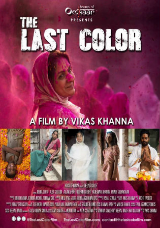The Last Color 2020 WEB-DL 650MB Hindi Movie Download 720p