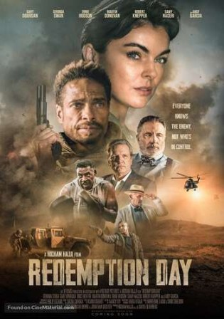 Redemption Day 2021 WEB-DL 300Mb English 480p ESub