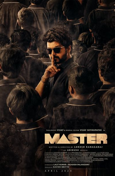 Master (2021) Hindi HQ PreDvDrip x264 AAC