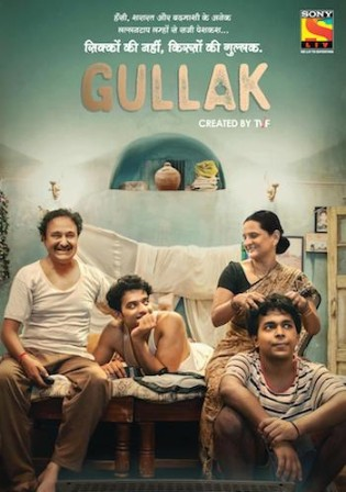 Gullak 2021 WEB-DL 450MB Hindi Complete S02 Download 480p