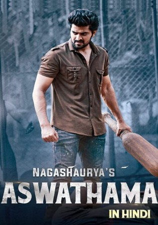 Aswathama 2020 HDRip 999Mb UNCUT Hindi Dual Audio 720p