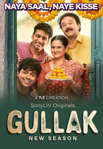 Gullak (Season 2) Complete Hindi WEB-DL 720p x264 HD [ALL Episodes] | SonyLiv Series