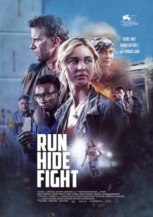 Run Hide Fight 2020 WEB-DL 350MB English 480p ESub