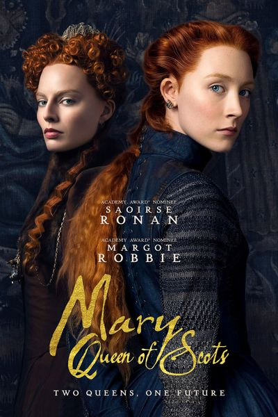Mary Queen of Scots (2018) BluRay Dual Audio [Hindi DD5.1 & English] 1080p 720p 480p [x264/HEVC] HD | Full Movie