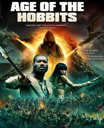 Age of the Hobbits (2012) BluRay Dual Audio [Hindi (ORG 2.0) & English] 720p & 480p x264 HD | Full Movie