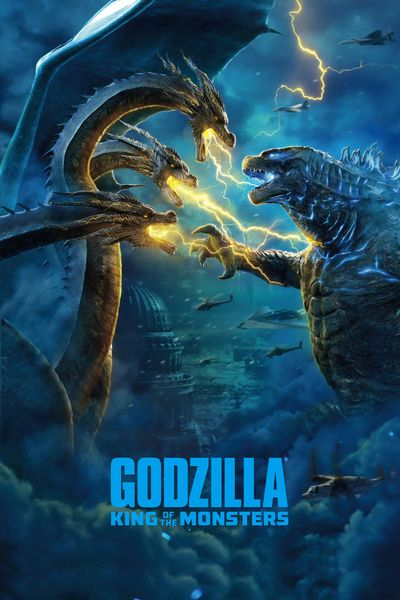 Godzilla King of the Monsters (2019) BluRay Dual Audio [Hindi DD5.1 & English] 1080p 720p 480p [x264/HEVC] HD | Full Movie