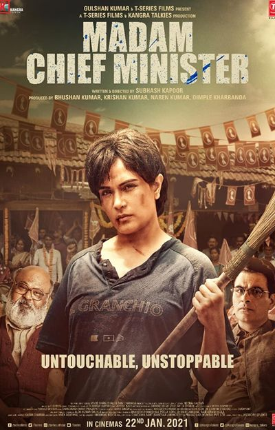 Madam Chief Minister (2021) WEB-DL Hindi 1080p 720p 480p x264 HD | Full Movie [NetFlix Film]