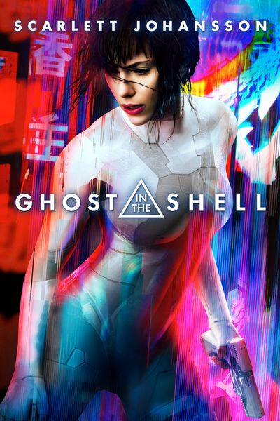 Ghost In The Shell (2017) Hindi (HQ Dubbed) BluRay 1080p 720p & 480p x264 [with ADS!] HD | Full Movie