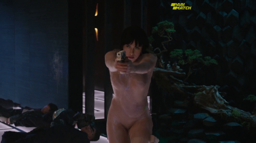 Download Ghost In The Shell 2017 Hindi HDRip Full Movie