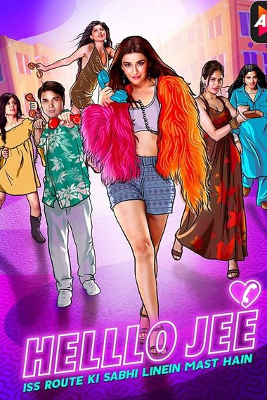 [18+] Helllo Jee (Season 1) Hindi WEB-DL 1080p / 720p / 480p [x264/ESubs] HD | ALL Episodes [ALTBalaji Series]