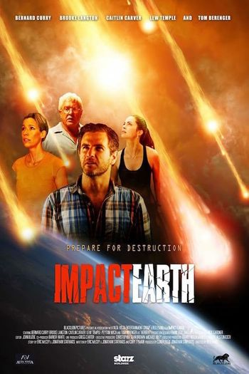 Impact Earth (2015) WEB-DL Dual Audio [Hindi (ORG 2.0) & English] 720p & 480p x264 HD | Full Movie