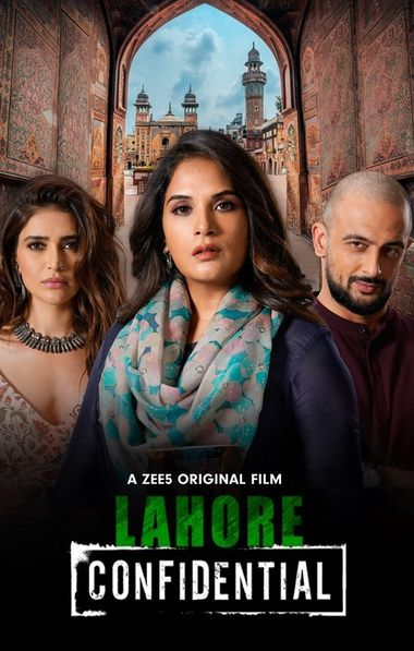 Lahore Confidential (2021) Hindi WEB-DL 1080p 720p & 480p x264 ESubs HD | Full Movie [ZEE5 Film]