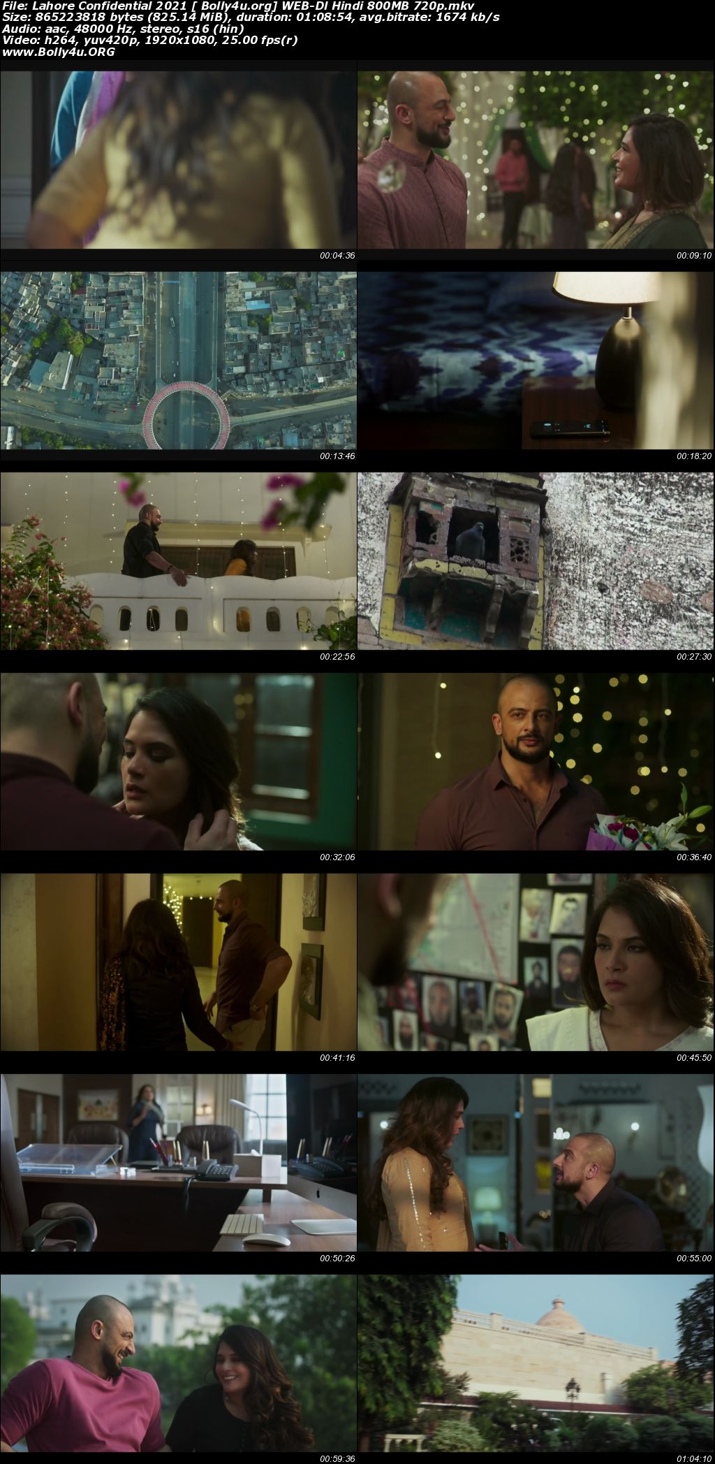 Lahore Confidential 2021 WEB-DL 200Mb Hindi 480p Download