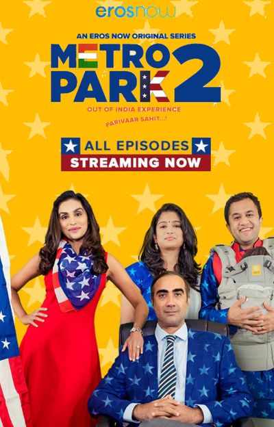 Metro Park (Season 2) Complete Hindi WEB-DL 720p & 480p x264/ESubs HD | ALL Episodes [ErosNow Series]
