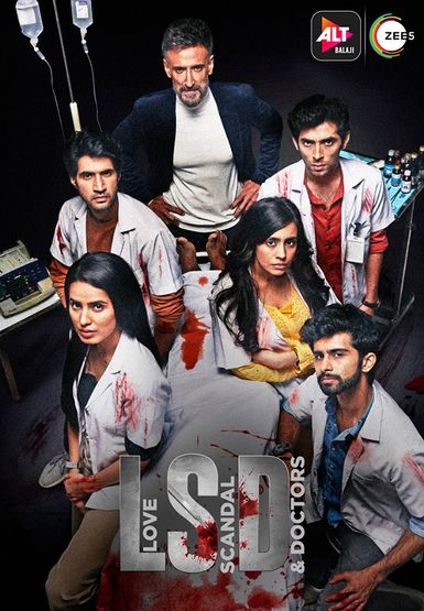 [18+] LSD: Love Scandals & Doctors (Season 1) Hindi WEB-DL 1080p 720p 480p x264 / ESubs HD [ALL Episodes] | ZEE5 Series