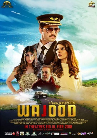 Wajood 2018 WEB-DL 350Mb Urdu 480p