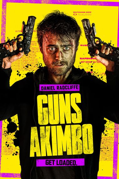 Guns Akimbo (2019) WEB-DL Dual Audio [Hindi (ORG DD5.1) & English] 1080p 720p 480p x264 HD | Full Movie