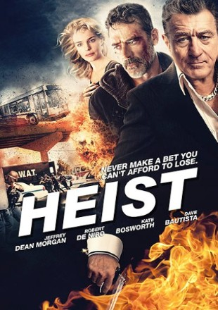 Heist (2015) BluRay Dual Audio [Hindi (ORG 2.0) & English] 720p & 480p x264 HD | Full Movie