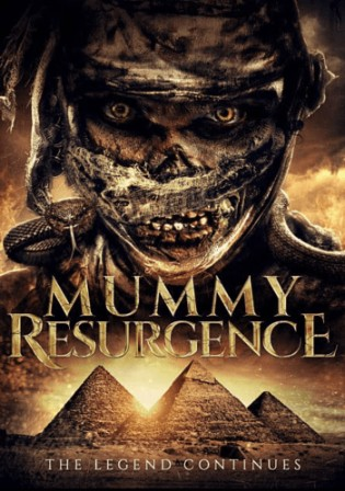 Mummy Resurgance 2021 WEBRip 280Mb English 480p ESubs