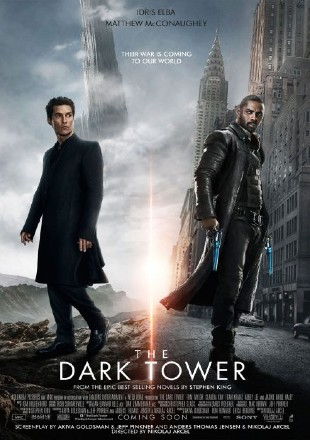 The Dark Tower (2017) BluRay Dual Audio [Hindi (ORG DD2.0) & English] 1080p 720p 480p x264 HD | Full Movie