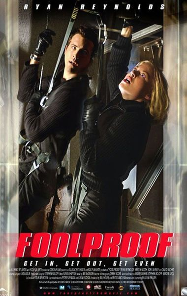 FoolProof (2003) WEB-DL Dual Audio [Hindi (ORG 2.0) & English] 720p & 480p x264 HD | Full Movie