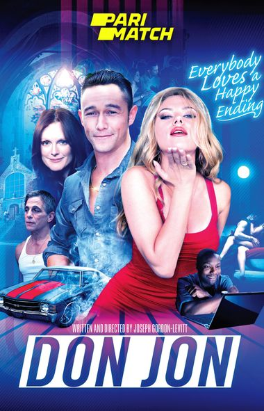 [18+] Don Jon (2013) Hindi (HQ Dubbed) BluRay 1080p / 720p / 480p x264 [with ADS!] HD | Full Movie