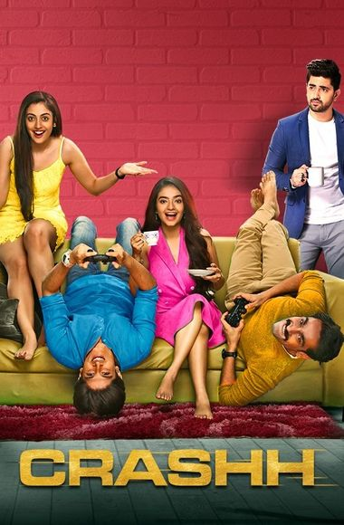 Crashh (Season 1) Hindi WEB-DL 1080p 720p 480p [x264/ESubs] HD | ALL Episodes [ALTBalaji Series]