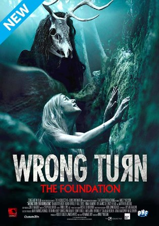 Wrong Turn 2021 BluRay 350Mb English 480p ESubs