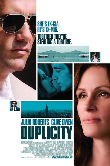 Duplicity (2009) BluRay Dual Audio [Hindi DD5.1 & English] 1080p / 720p / 480p x264 HD | Full Movie